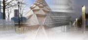 Grille architecturale en inox - Conception sur mesure selon l'utilisation