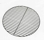 Grille de cuisson ronde pour Barbecue - Diamètre : 45 cm
