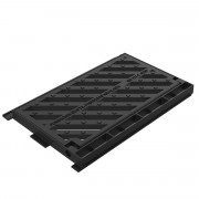 Grille et cadre inclinable 250KN - Classe : 250KN
