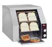 Grille-pain à convoyeur - Capacité : 480 à 600 tranches/heure