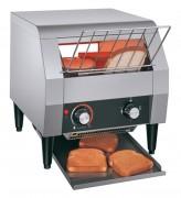Grille pain à convoyeur professionnel - Hauteur d'ouverture : 76 mm