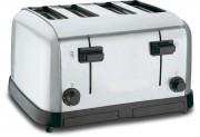 Grille-pain en inox - Dimensions : L 318 x P 274 x H 188 mm