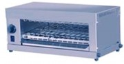 Grille pain inox - Puissance : 2 Kw
