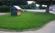 Grille pelouse espace confort - Créer des accès, des parcours dans les parcs et jardins