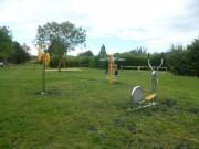 Grille pelouse sol sportif - Sol amortissant pour équipements sportifs