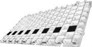 Grille pour gravier - Résistance supérieure à 400 Tonnes/m² pleine