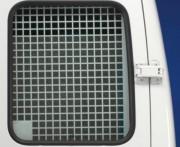 Grilles de protection portes-arrières - Sécurité et robustesse