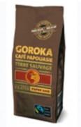 Grossiste café pur arabica bio - Café moulu pur arabica de Papouasie 250g.