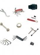 Grossiste outillage vélo - Clé à pédale, Clé 10 trous, Jeu de clés Allen, Multi outils 15 fonctions; Clé à rayons multi-dimension, Outil boîtier pédalier vélo
