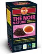 Grossiste thé noir darjeeling bio - Thé noir Darjeeling bio 40g