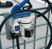 Groupe de distribution avec pompe à membrane - Débit : 32 l/min.