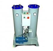 Groupe de filtration fixe - Puissance : 750 W   -  Tension : 230 ou 380 V