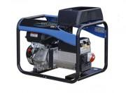 Groupe de soudage essence pour chantiers - Autonomie : 2.4 heures - Capacité du réservoir : 6.1 L