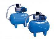 Groupe de surpression 80 L - De 0.75 à 1.1 kW - 80 L - En Inox