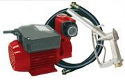 Groupe de transfert avec pompe auto-amorçante - Débit : 40 l/min.