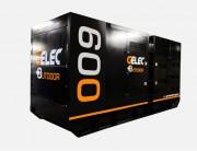 Groupe électrogène 9YD à faible dB - PRP Puissance Permanente 8 kVA/6 kW   -  ESP Puissance secours 8,8 kVA/6,4 kW