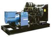 Groupe électrogène d'occasion 500 kVA