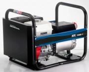 Groupe électrogène essence max. 7,50 kw - Portable - Tension nominale : 400 V