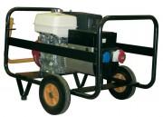 Groupe électrogène essence portable - Puissance maximale (Kw) : de 2,8 à 8,5