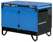 Groupe électrogène gasoil max. 10 kw - Portable - Tension nominale : 400 V