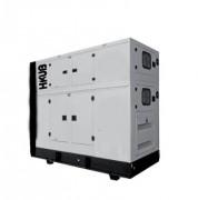 Groupe électrogène hybride - Fonctionne au diesel ou à l'huile végétale