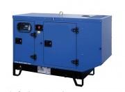 Groupe électrogène industriel à 400 V - Puissance max : 12,80 Kw