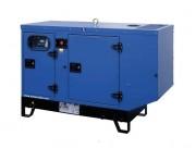 Groupe électrogène industriel à démarrage électrique - Puissance max. (LTP) (kW) :  9,20 - Nombre de phase :    Triphasé