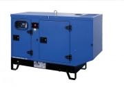 Groupe électrogène industriel diesel - Fréquence : 50 Hz - Tension de Référence (V) : 230 mono