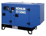 Groupe électrogène industriel triphasé - Puissance max (kW) : 9,60