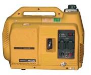 Groupe électrogène manuel mobile - Démarrage manuel - Puissance max. : 1,12 KVA // 1 KW.