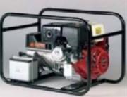 Groupe électrogène portable à moteur essence - Groupe électrogène 6 kVA moteur essence GX390 11 CV