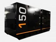 Groupe électrogène pour utilisation ponctuelle - Puissance Permanente : 138 kVA/110.4 kW   -   Puissance secours : 150 kVA/120 kW