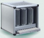 Groupe filtrant cuisine - Cylindres : 5 - 9 - Débit m3/heure : 1500 ou 3000