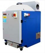 Groupe filtrant et aspirant mobile - Puissance : 0.75 kW - Surface de filtration : 3.08 m²