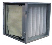 Groupe filtrant modulaire - Unité de filtration et de désodorisation