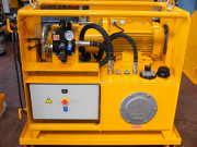 Groupe hydraulique HYDROPACK - Groupe hydraulique compact et mobile