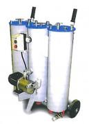 Groupe mobile de filtration hydraulique - Débit (L/H) : 3000  -  Puissance (W) : 750