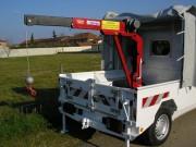 Grue Electrique F 500 - Capacité de levage: 500 kg