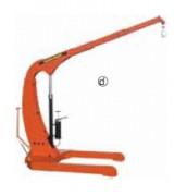 Grue industrielle avec longerons - Grue industrielle avec longerons parallèles HB2000N