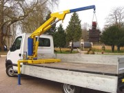 Grue sur camion - Levage et manutention