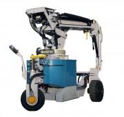 Grues d'atelier 2500 kg - Tout chemin - 3 roues motrices - Charge : 2000 kg