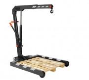 Grues d'atelier à châssis fixe - Charge utile (Kg) : 500 – 1000