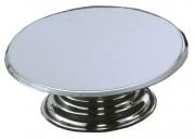 Guéridon pâtissier diamètre 30 cm - 2 hauteur au choix - diamètre : 30 cm