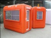 Guérite préfabriquée polyester - Dimensions (m²) : de 2 à 40