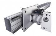 Guidage linéaire pour applications lourdes - Capacité de charge maxi : 68kN