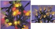 Guirlande fibre optique - 5 mètres 60 lucioles
