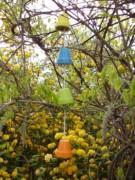 Guirlande lumineuse 4 pots