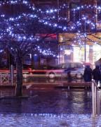 Guirlande lumineuse professionnelle LED - Lumière flash - Eclairage LED, lumière flash, lot de 10