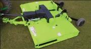 Gyrobroyeur pour micro tracteur