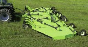 Gyrobroyeur repliable - Largeur de travail (m) : 12.8